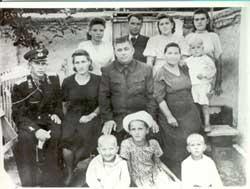 Михаил Ус в кругу  семьи
